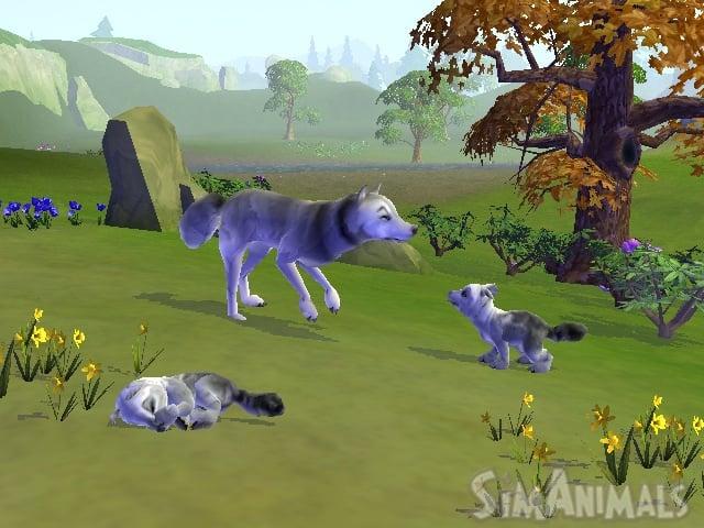 SimAnimals Screenshot