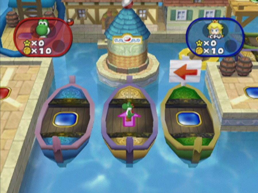 Mario Party 7 Screenshot