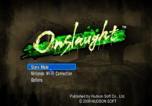 Onslaught Review - Screenshot 1 of 7