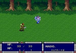Sword of Vermilion Review - Screenshot 2 of 2
