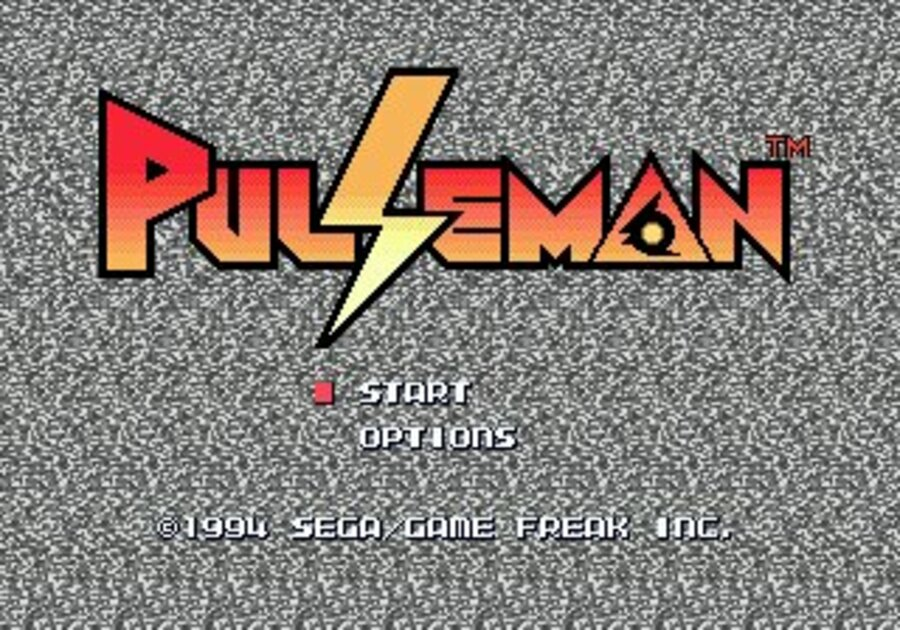 Pulseman Screenshot