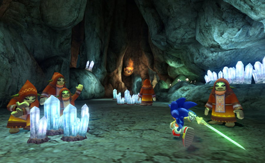 Sonic and the Black Knight Review - Screenshot 2 of 4
