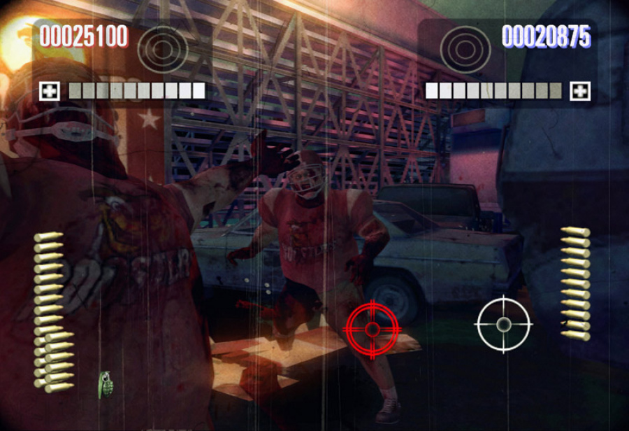The House of the Dead: Overkill Review - Screenshot 3 of 6