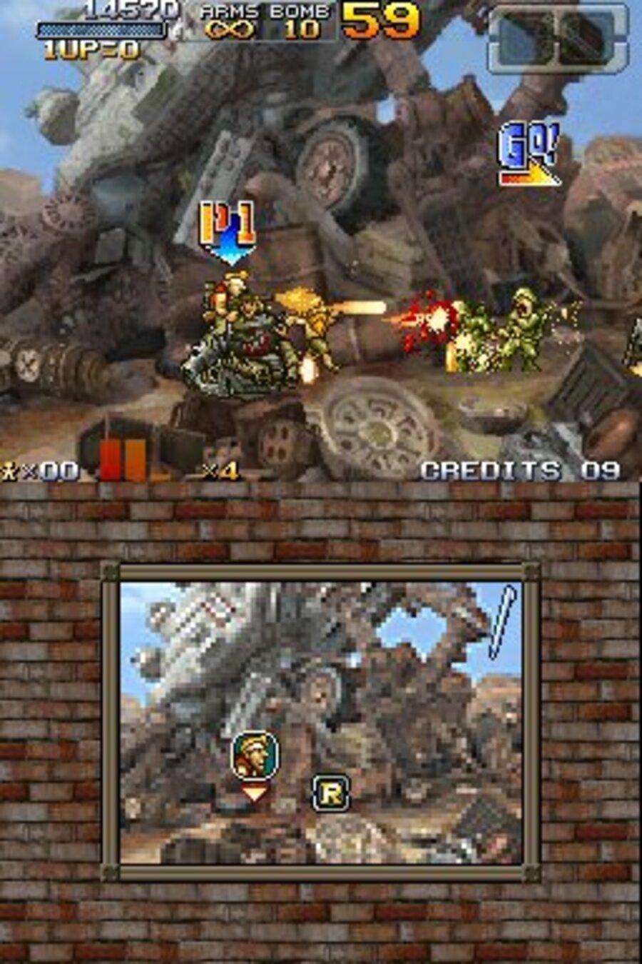 Metal Slug 7 Screenshot