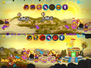 Swords & Soldiers Review - Screenshot 4 of 7