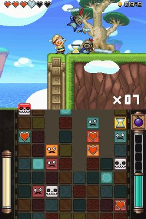 Henry Hatsworth in The Puzzling Adventure Review - Screenshot 2 of 3