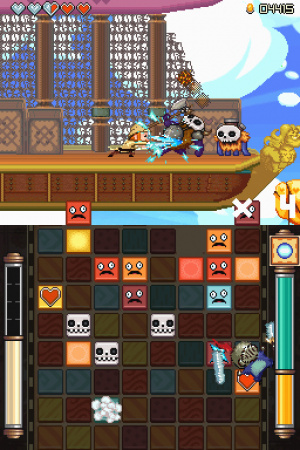 Henry Hatsworth in The Puzzling Adventure Review - Screenshot 1 of 3