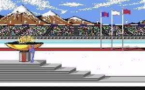 Winter Games Review - Screenshot 4 of 4