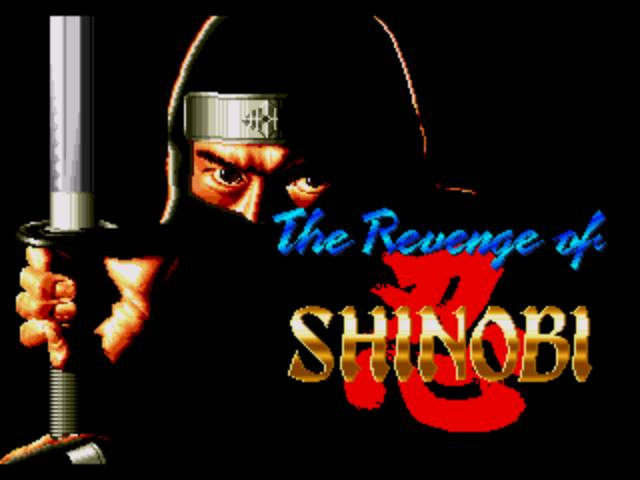 The Revenge of Shinobi Screenshot