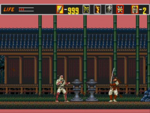 The Revenge of Shinobi Review - Screenshot 4 of 6
