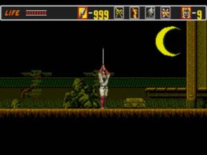 The Revenge of Shinobi Review - Screenshot 3 of 6