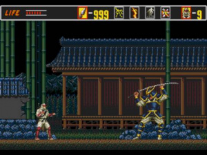 The Revenge of Shinobi Review - Screenshot 3 of 6