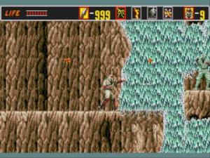 The Revenge of Shinobi Review - Screenshot 2 of 6