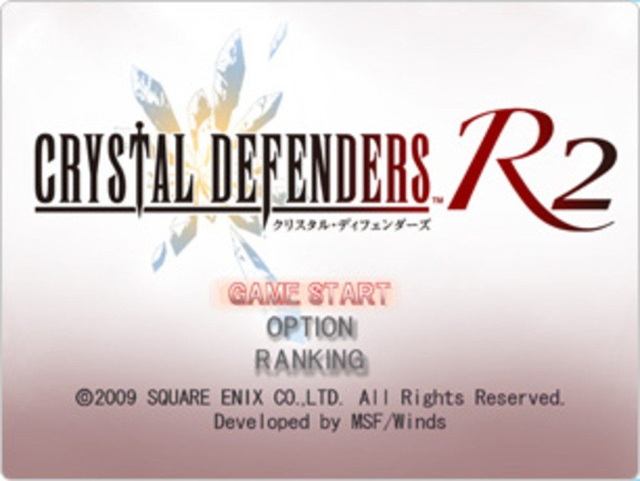 Crystal Defenders R2 Screenshot