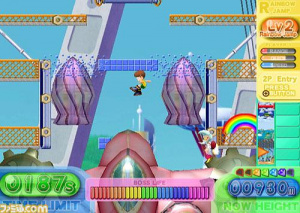 Rainbow Islands: Towering Adventure! Review - Screenshot 1 of 3