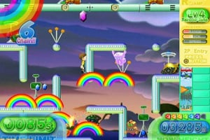 Rainbow Islands: Towering Adventure! Screenshot