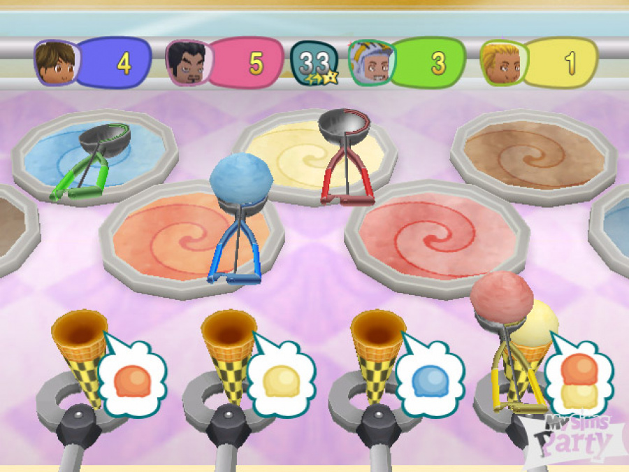 MySims Party Review - Screenshot 3 of 4