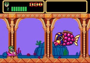 Wonder Boy III: Monster Lair Review - Screenshot 1 of 3