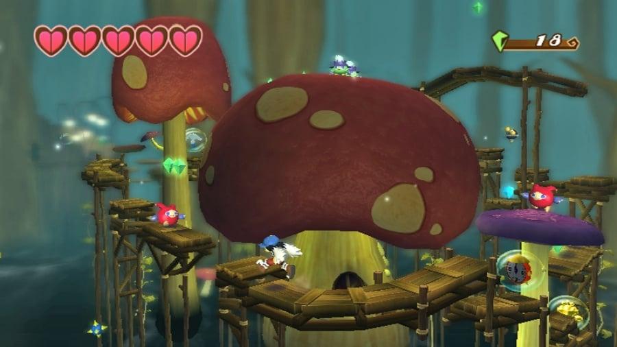 Klonoa Review - Screenshot 1 of 3
