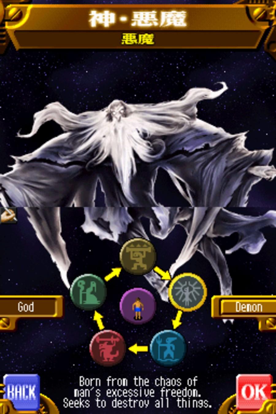 Populous DS Screenshot