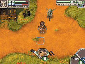 Rune Factory: A Fantasy Harvest Moon Review - Screenshot 1 of 3