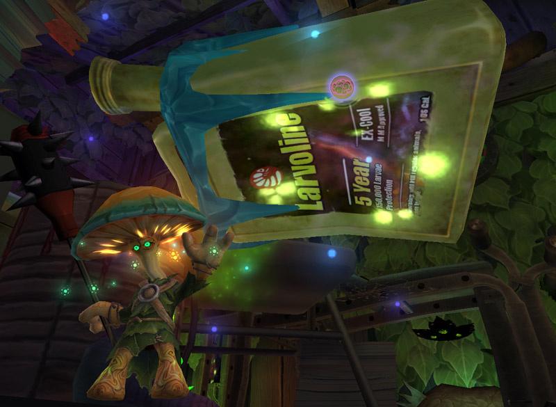 Mushroom Men: The Spore Wars Screenshot