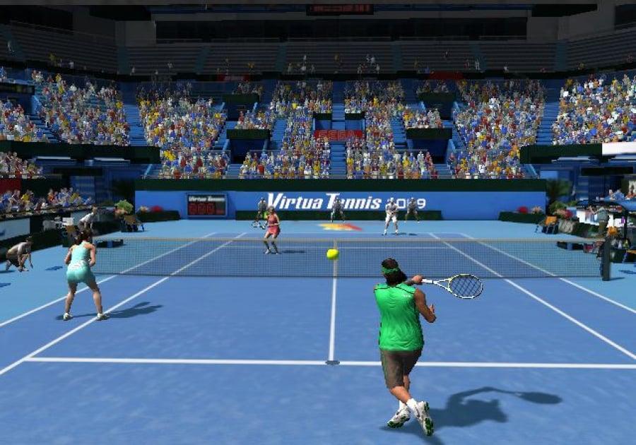 Virtua Tennis 2009 Review - Screenshot 3 of 6