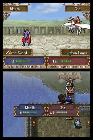 Fire Emblem: Shadow Dragon Review - Screenshot 1 of 3