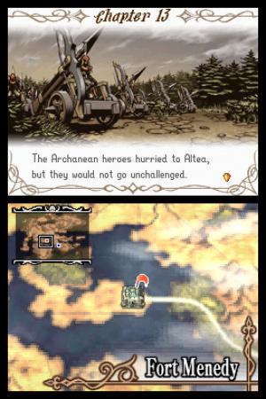 Fire Emblem: Shadow Dragon Review - Screenshot 1 of 4