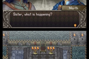 Fire Emblem: Shadow Dragon Screenshot
