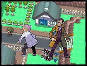 Pokémon Platinum Review - Screenshot 1 of 4