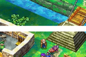Dragon Quest V: Hand of the Heavenly Bride Screenshot