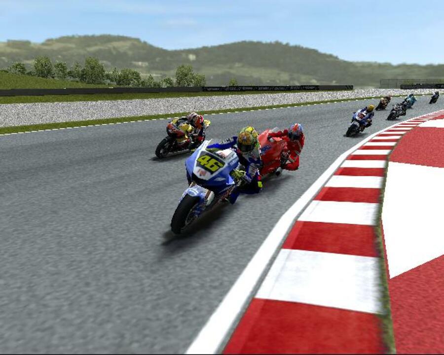MotoGP Screenshot