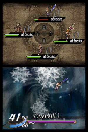 Valkyrie Profile: Covenant of the Plume Review - Screenshot 2 of 3