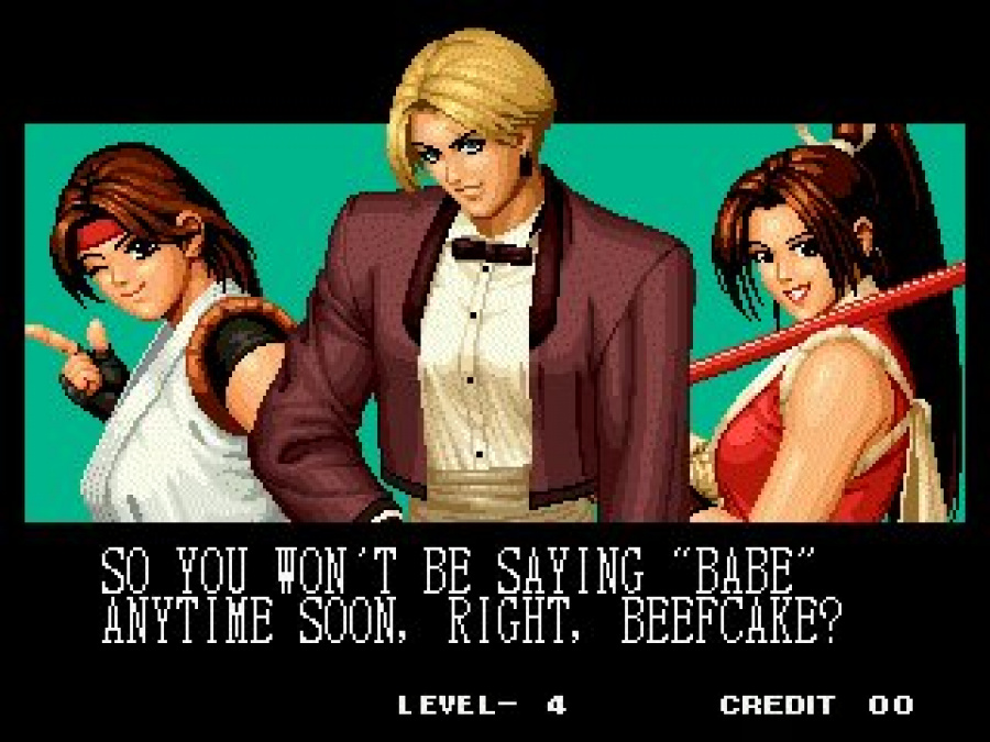 King of Fighters Collection: The Orochi Saga Review - Screenshot 4 of 4