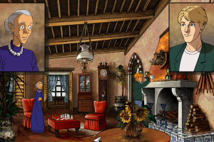 Broken Sword: Shadow of the Templars - The Director's Cut Screenshot