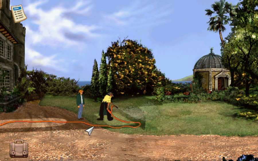 Broken Sword: Shadow of the Templars - The Director's Cut Review - Screenshot 3 of 4