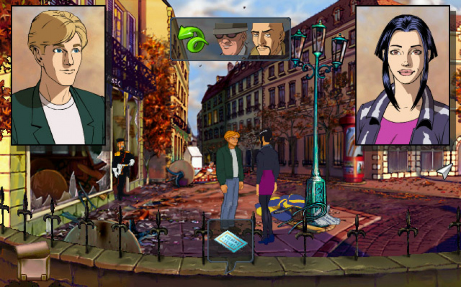 Broken Sword: Shadow of the Templars - The Director's Cut Review - Screenshot 2 of 4