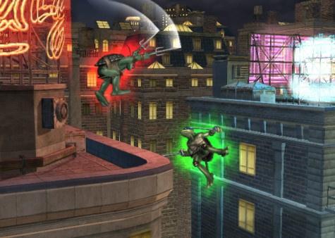 Teenage Mutant Ninja Turtles for Wii - Nintendo Game Details