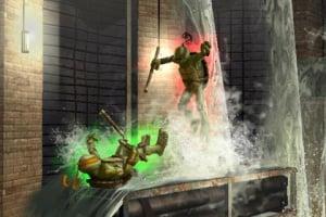 Teenage Mutant Ninja Turtles: Smash-Up Screenshot