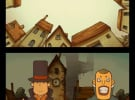 Professor Layton and the Curious Village Screenshot