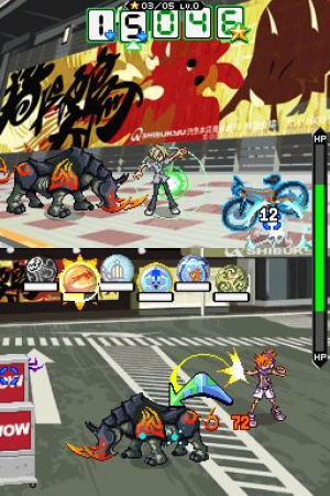 The World Ends With You Review - Screenshot 2 of 3