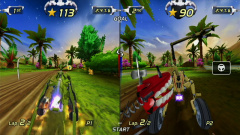 Excitebots: Trick Racing Screenshot