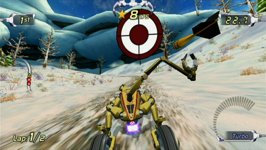 Excitebots: Trick Racing Review - Screenshot 1 of 4