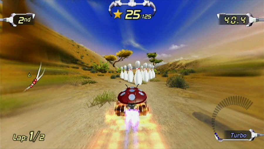 Excitebots: Trick Racing Review - Screenshot 1 of 5