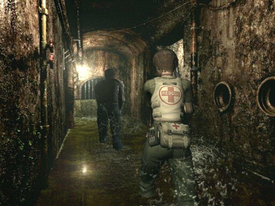 Resident Evil 0 Screenshot