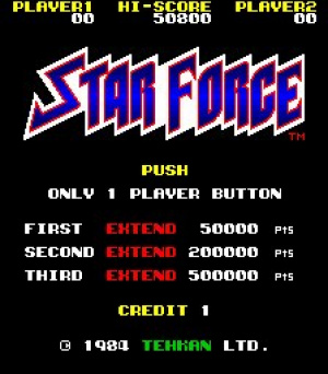 Star Force Review - Screenshot 2 of 3