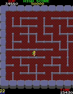 The Tower of Druaga Review - Screenshot 1 of 4