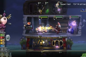 Final Fantasy Crystal Chronicles: My Life as a Darklord Screenshot