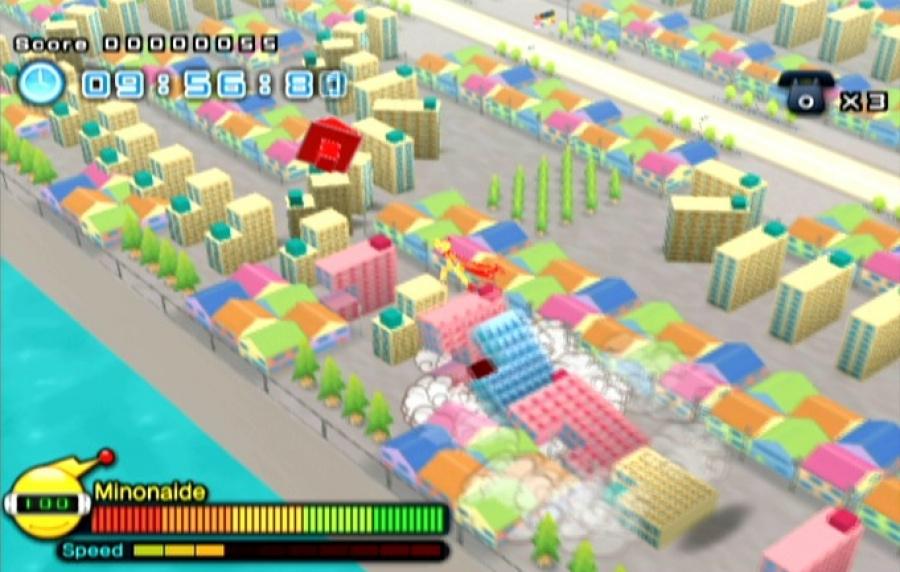 Minon: Everyday Hero Review - Screenshot 3 of 5